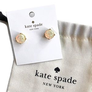 Kate Spade Gumdrop Stud Earrings